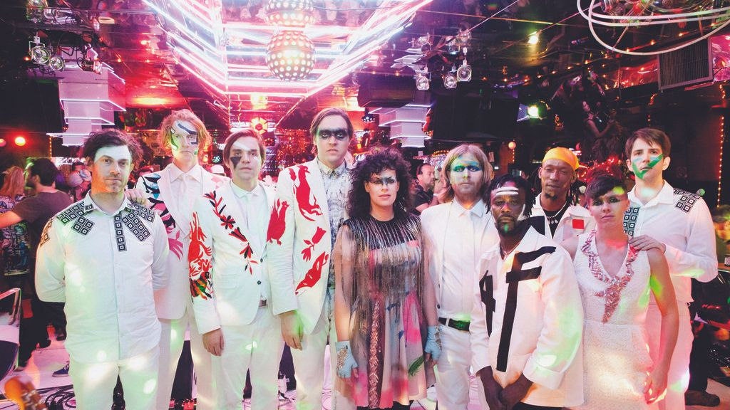 Arcade Fire presentan 'Reflektor'