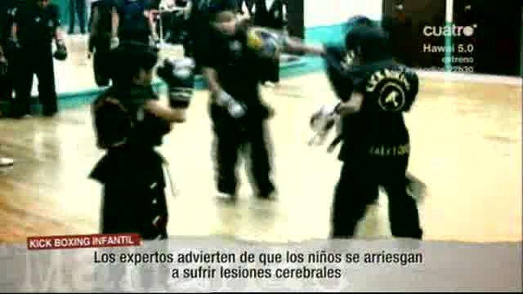El boxeo no es para niños
