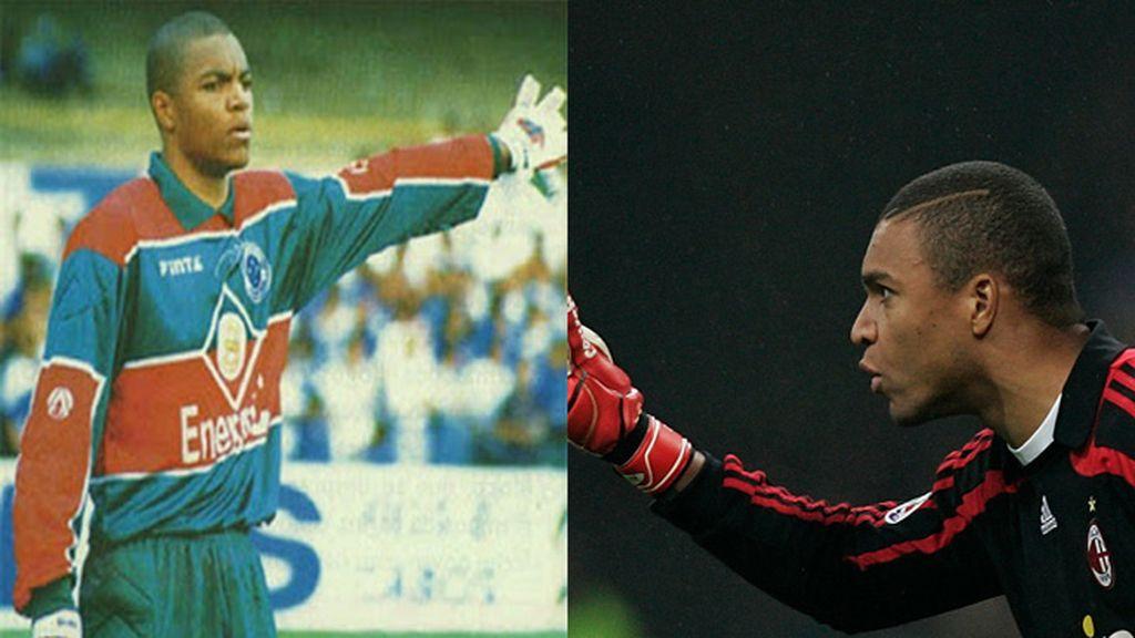 Dida en el 97 se hizo con la Copa Libertadores y en el 2003 conquistó la Champions