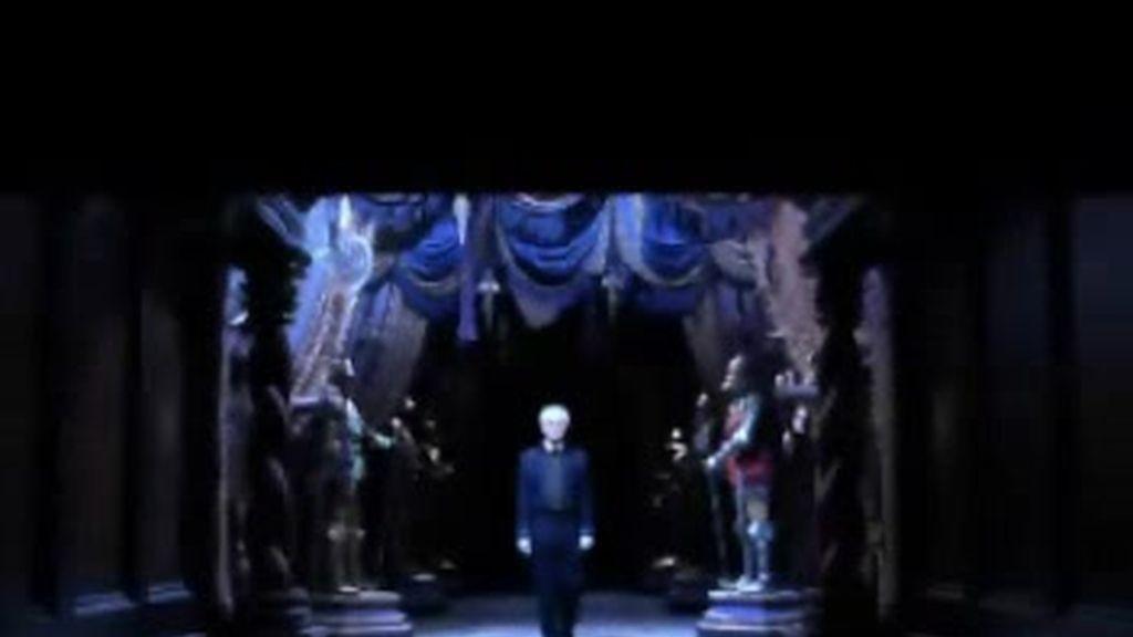 Promo Cine: La mansión encantada