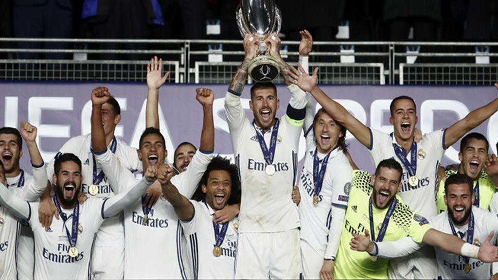 Ramos y Carvajal se alían para remontar al Sevilla y proclamar campeón al Real Madrid