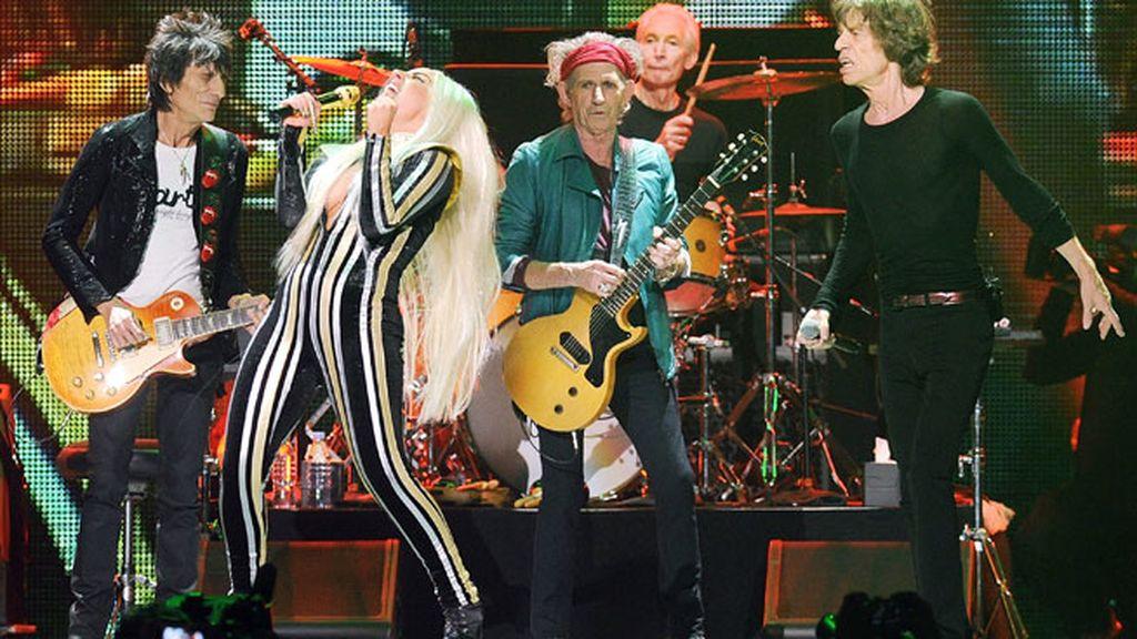 Jagger dedicó 'Wild horses' a las víctimas del tiroteo de Newtown
