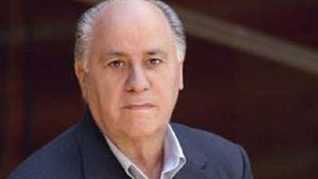 Imagen de archivo de Amancio Ortega, fundador de Inditex. Foto: EFE