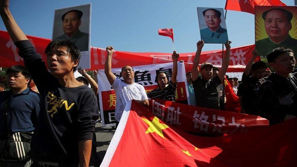 Crece la tensión entre China y Japón