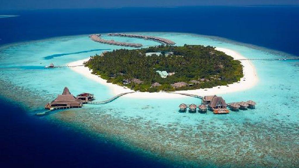 Anantara Kihavah - Baa Atoll (Maldivas)
