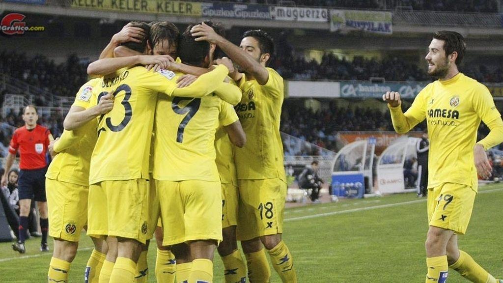 El Villarreal alcanza los cuartos de final de la Copa