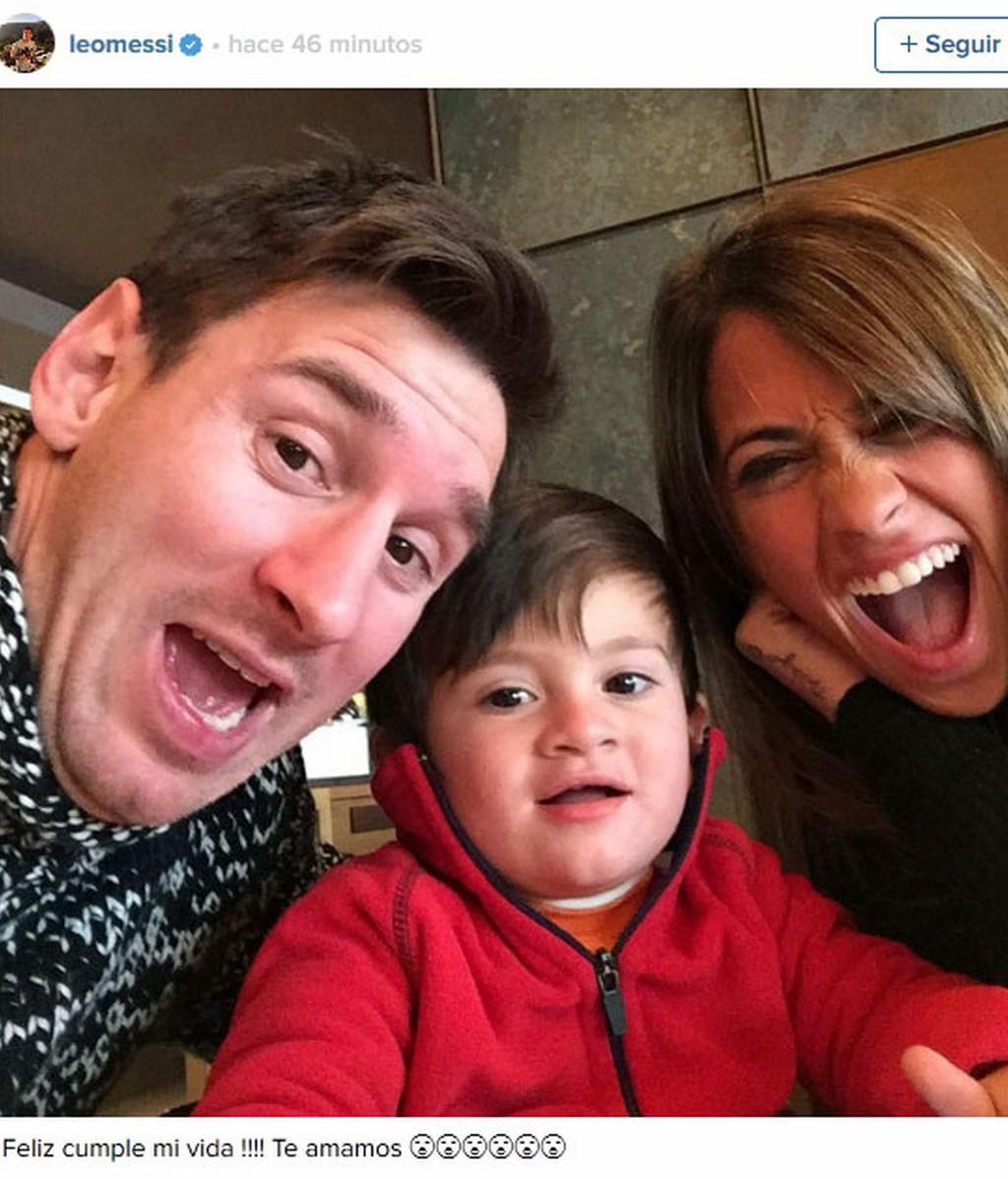 Leo Messi, Barça