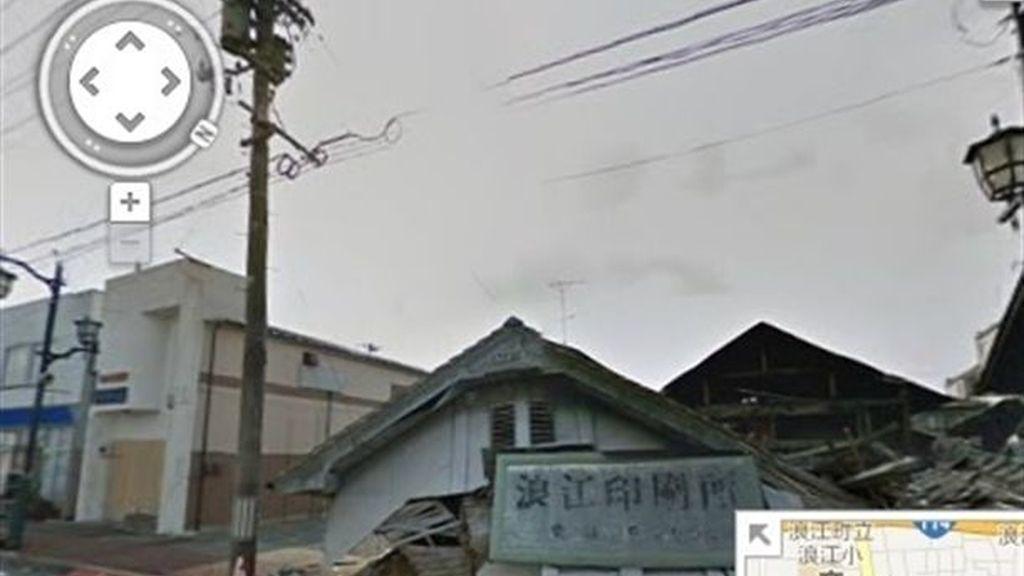 Pasea por un pueblo fantasma de Fukushima gracias a Google Street View