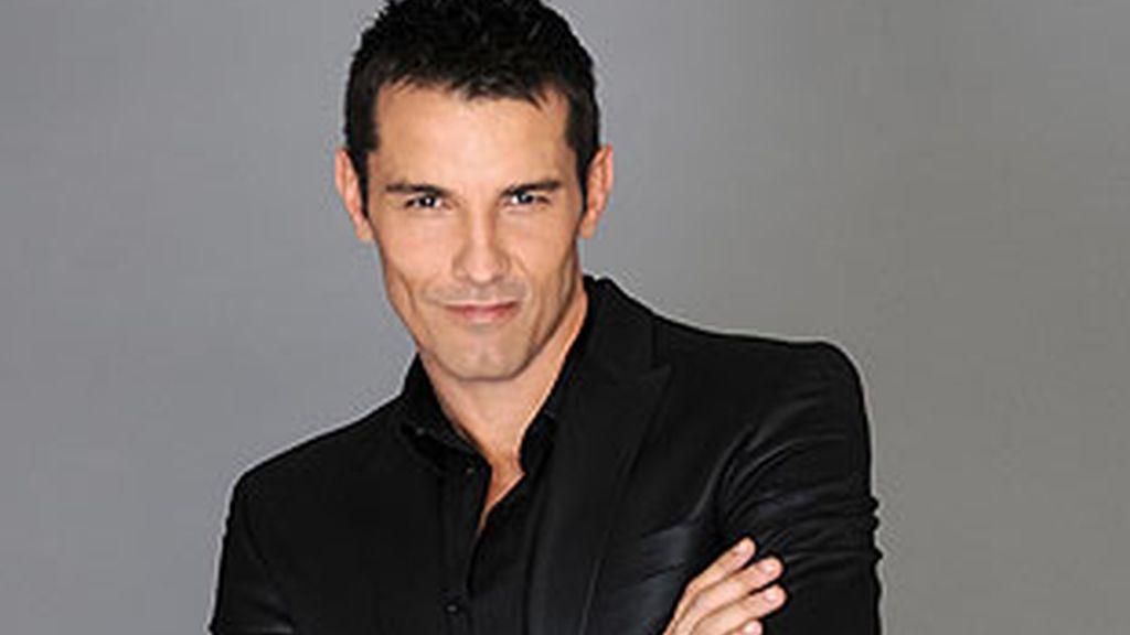 Jesús Vázquez, presentador de 'OT'.