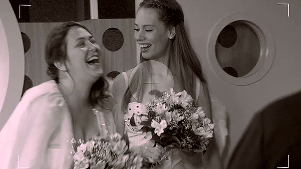 Dos novias con encanto
