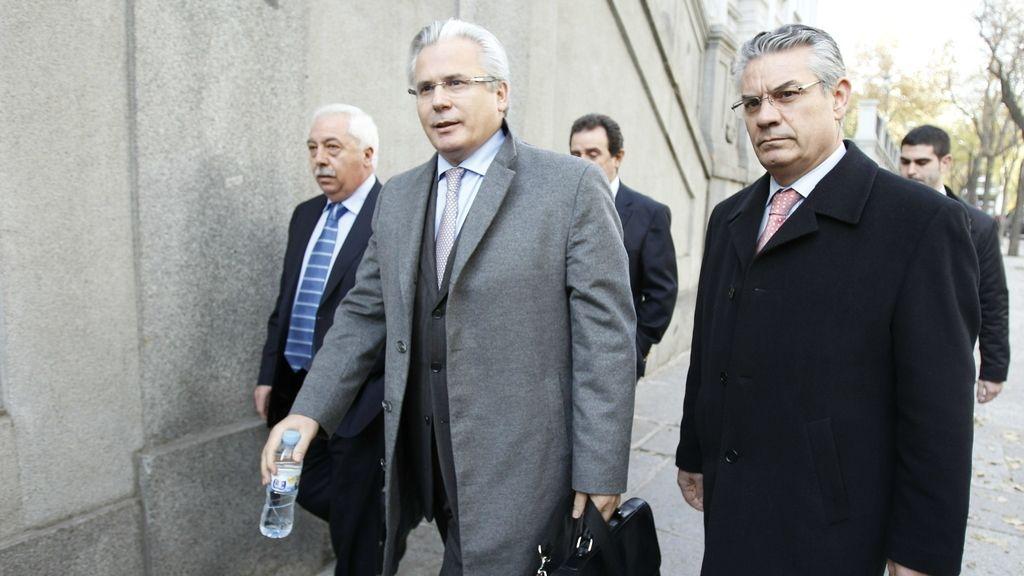 Baltasar Garzón, ante el Supremo