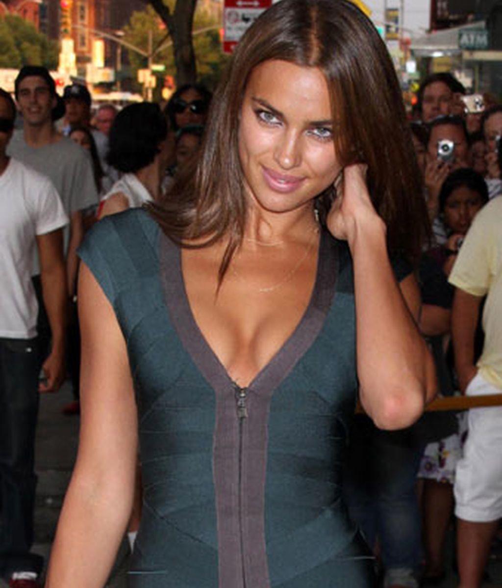 Irina, la espectacular novia de Ronaldo