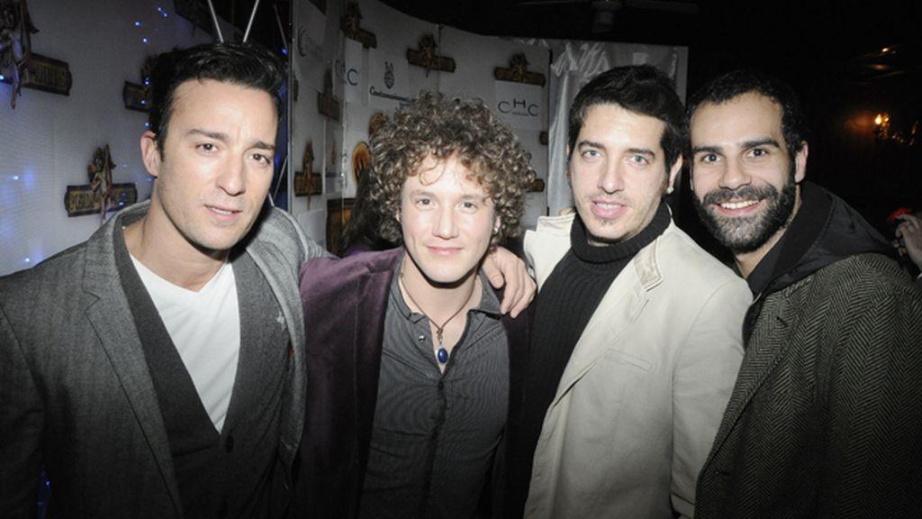 Los famosos se unen para apoyar a Terelu