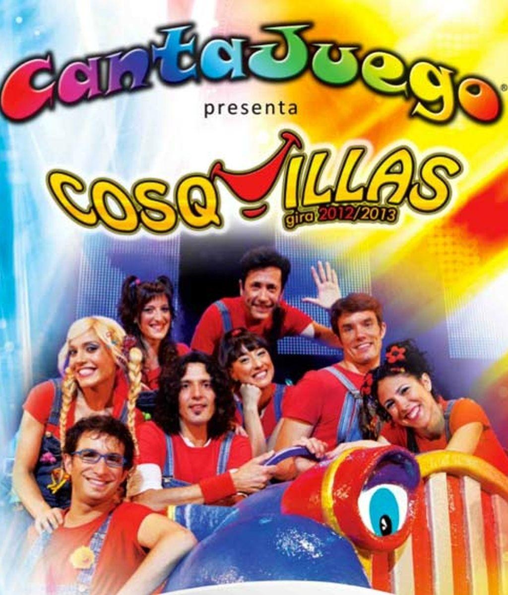 """CantaJuegos llega a Madrid con su espectáculo """"Cosquillas"""""""