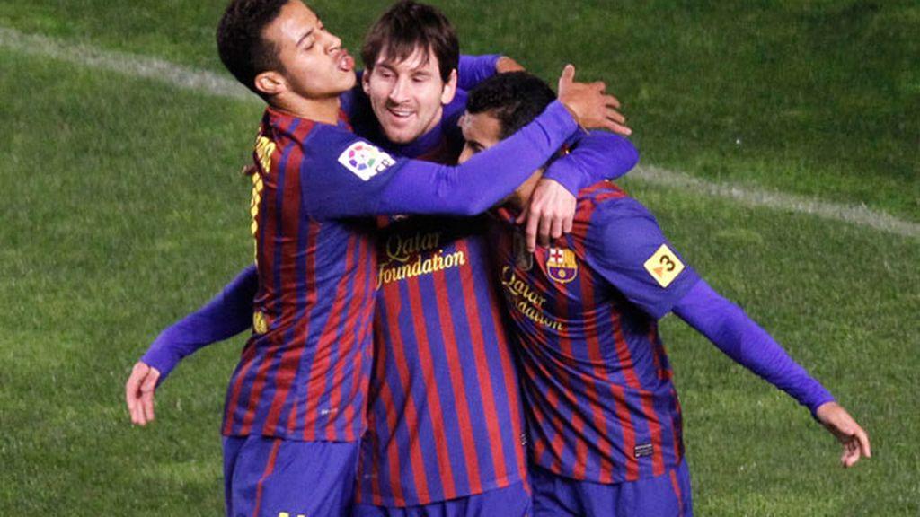Jugadores Barcelona