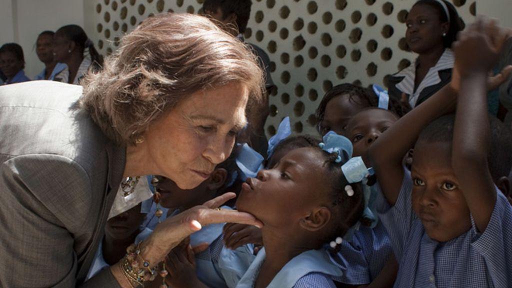 El Tour de la Reina: solidaridad en Haití y fiesta en Miami con Alejandro Sanz