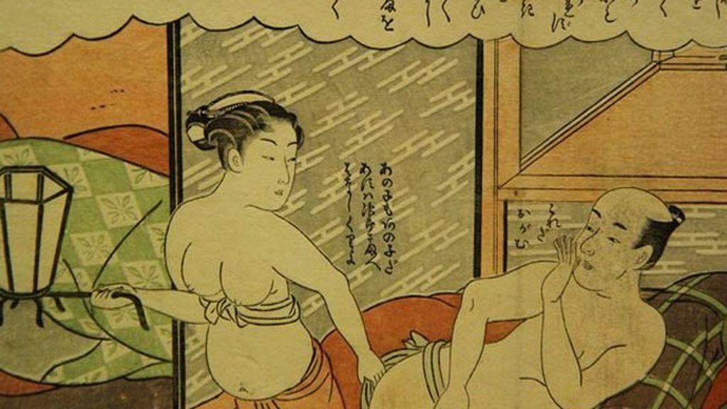 Sexo japonés para decorar habitaciones