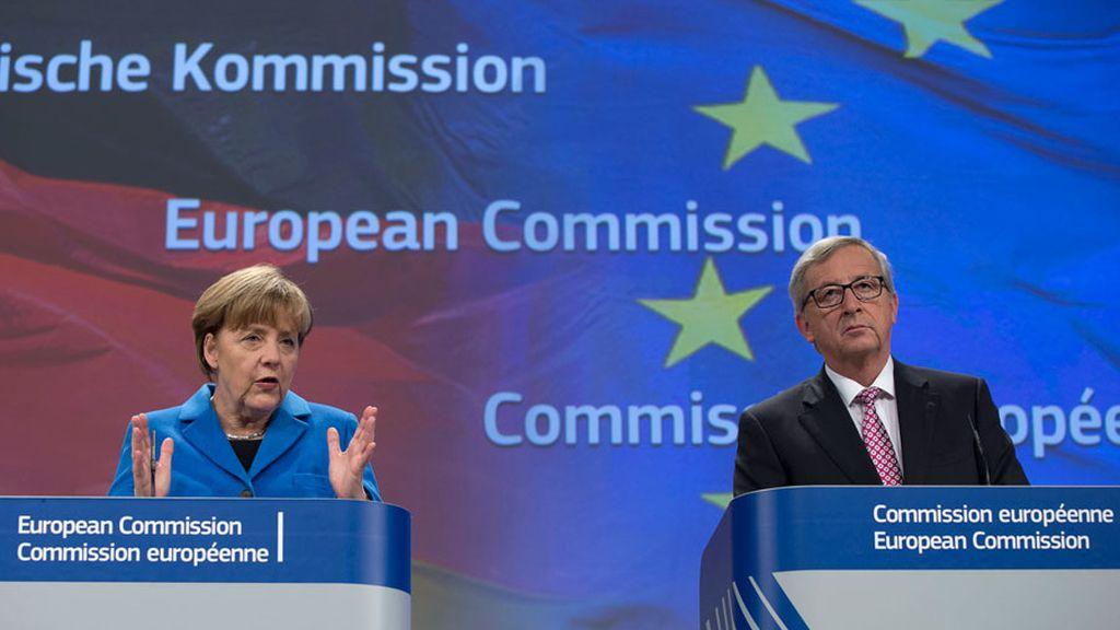 """Alemania y bruselas consideran """"prematuro"""" hablar de un tercer rescate griego"""