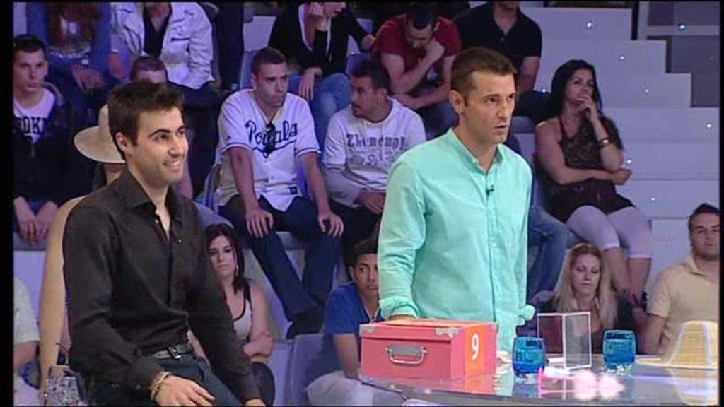 Pablo vende su caja por 3.000 euros
