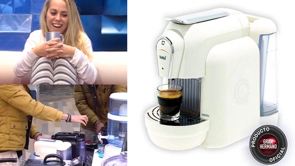 cafetera casa de gran hermano