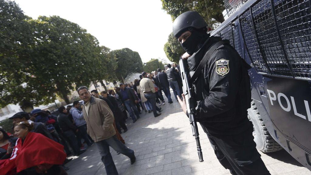 Medidas de seguridad en Túnez
