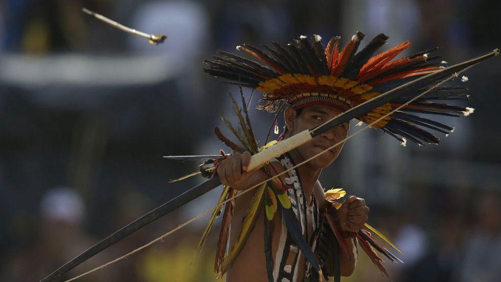 Otras culturas, otros deportes: Arrancan los primeros Juegos Indígenas (28/10/2015)