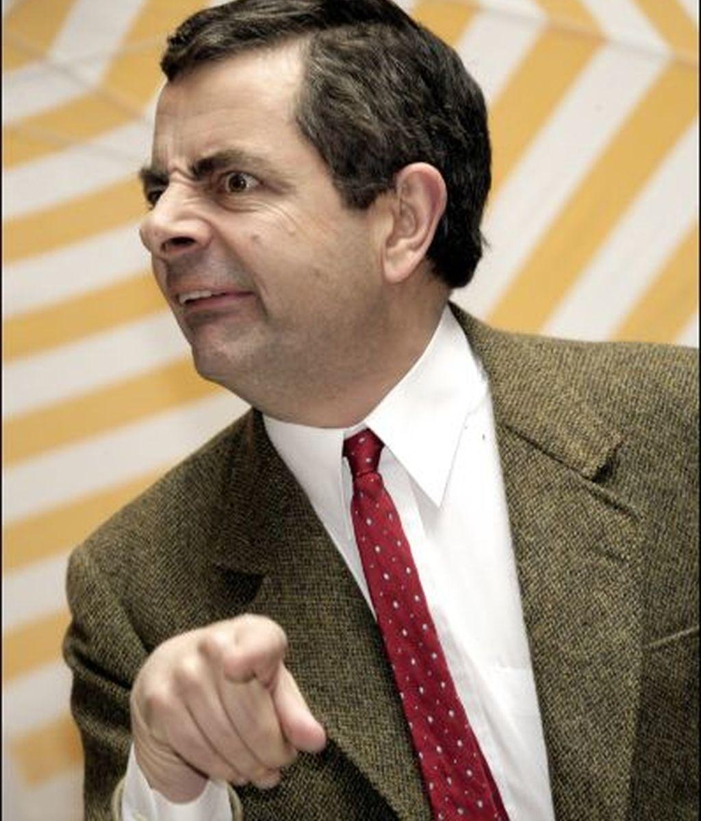 Rowan Atkinson, actor de 'Mr. Bean'