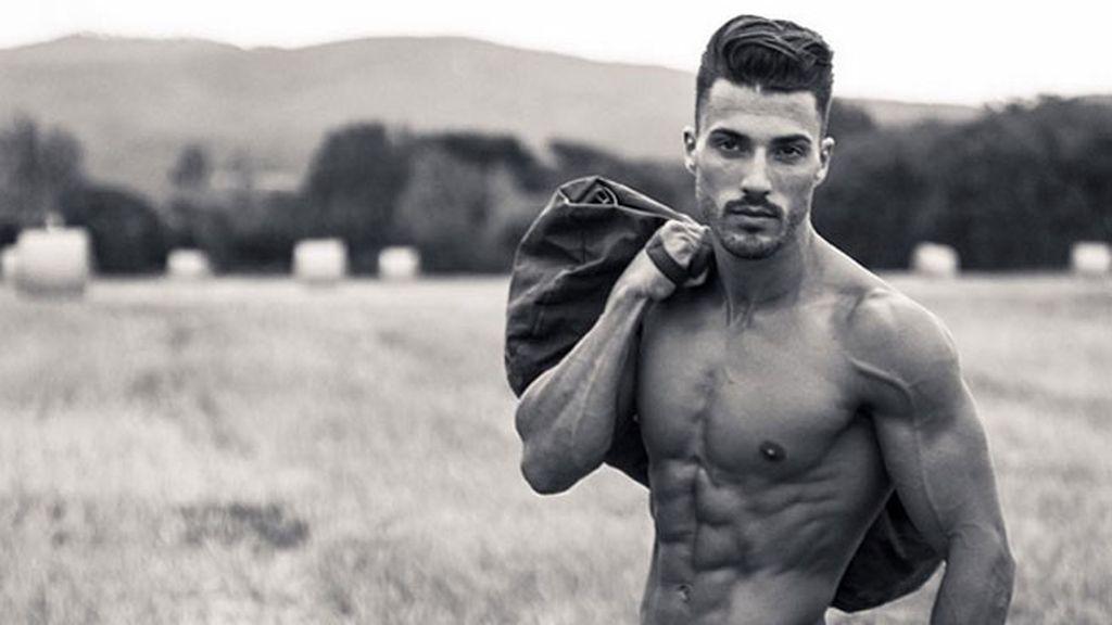 Eric Pedrosa calienta Instagram