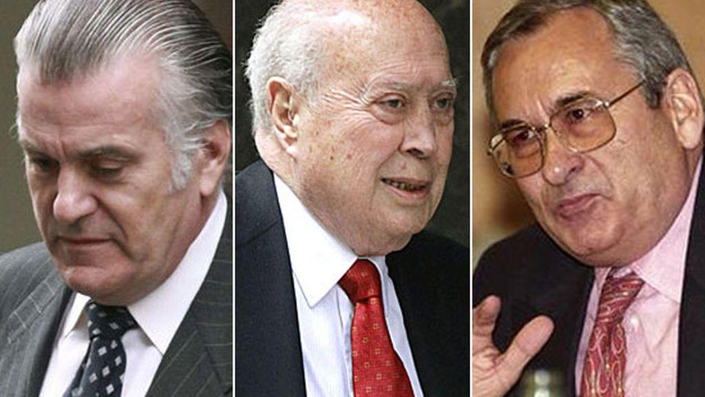 Los tres tesoreros del PP de los últimos 21 años, imputados en Gürtel y la contabilidad B