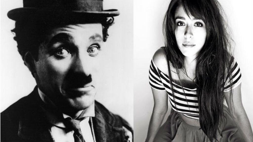 Oona Chaplin, la nieta española de Charles Chaplin