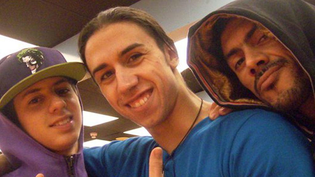 Nacho, Marck y Tanshy