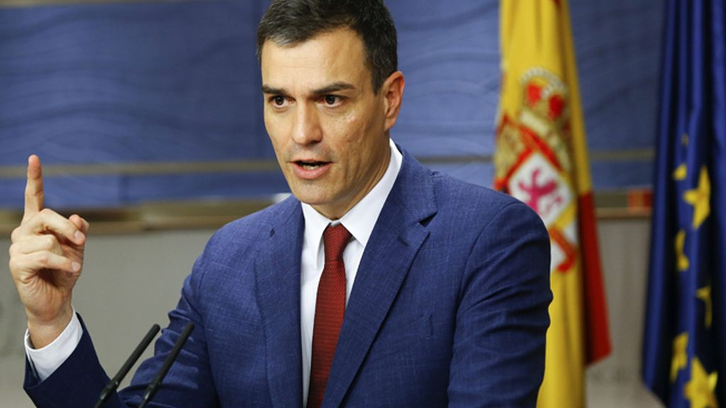 Sánchez tira la toalla y acusa a Iglesias de bloquear el Gobierno del cambio