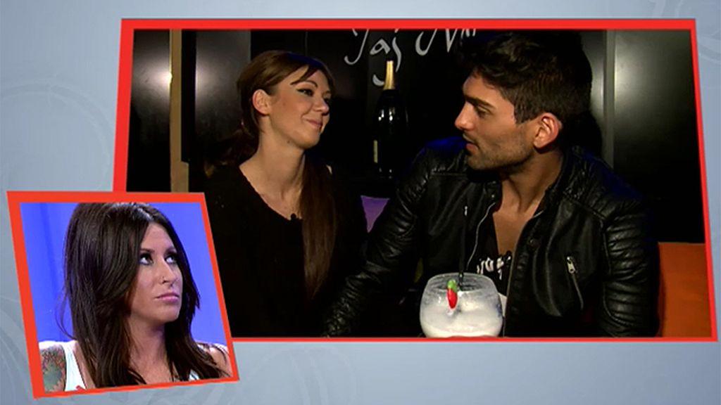 """Isaac, sobre Shaila: """"Es una mujer que sabe calentarte"""""""