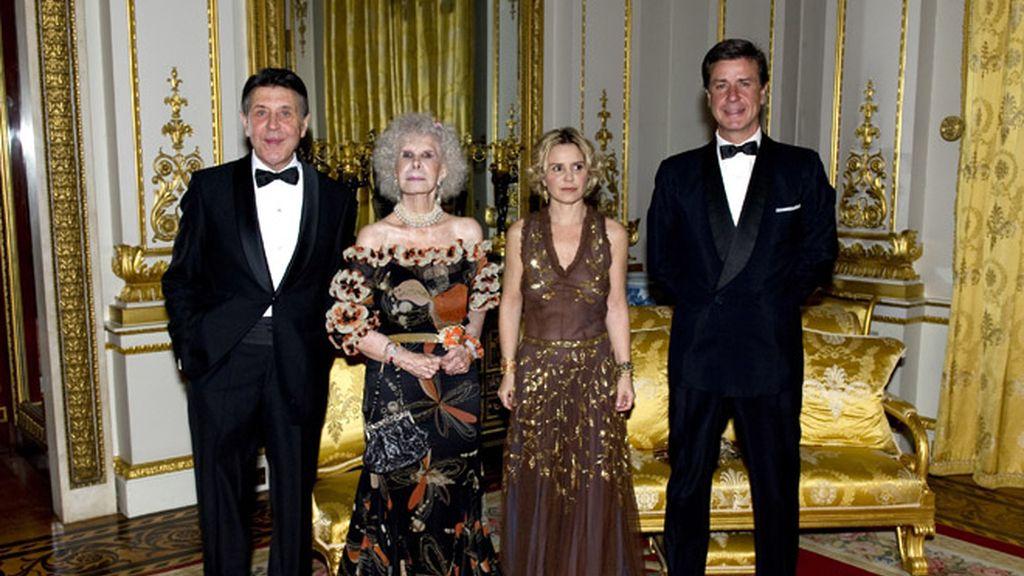 Una ex Miss España y un montón de toreros: los invitados y los ausentes de La DQS