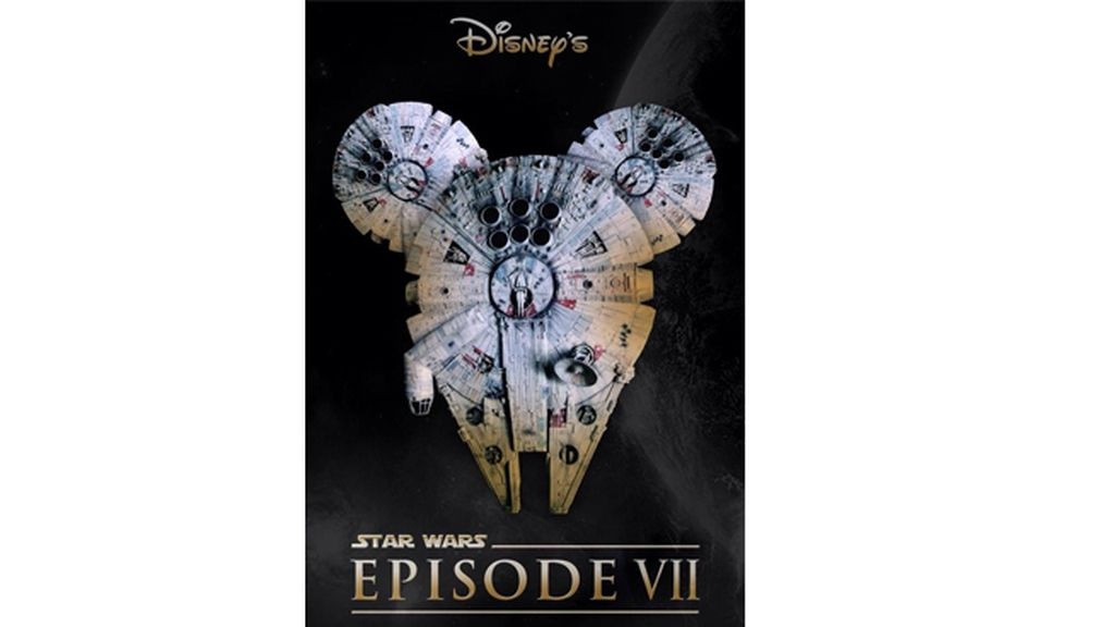 Mickey Mouse Milenario, Disney compra los derechos de 'Star Wars'