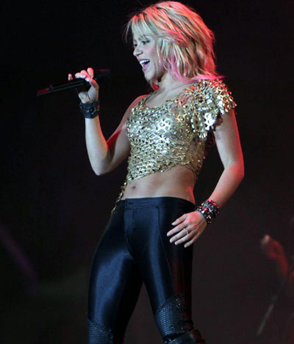 Concierto en Río de Janerio (Brasil) el 30 de septiembre de 2011
