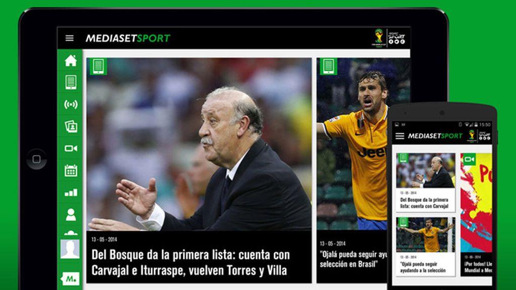 App Mediaset Sport