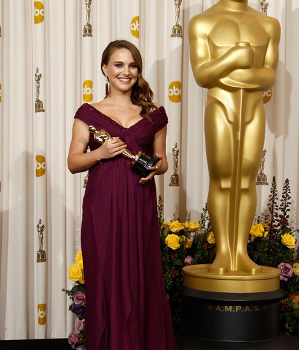 """Los vestidos que """"ganaron"""" los Oscar"""