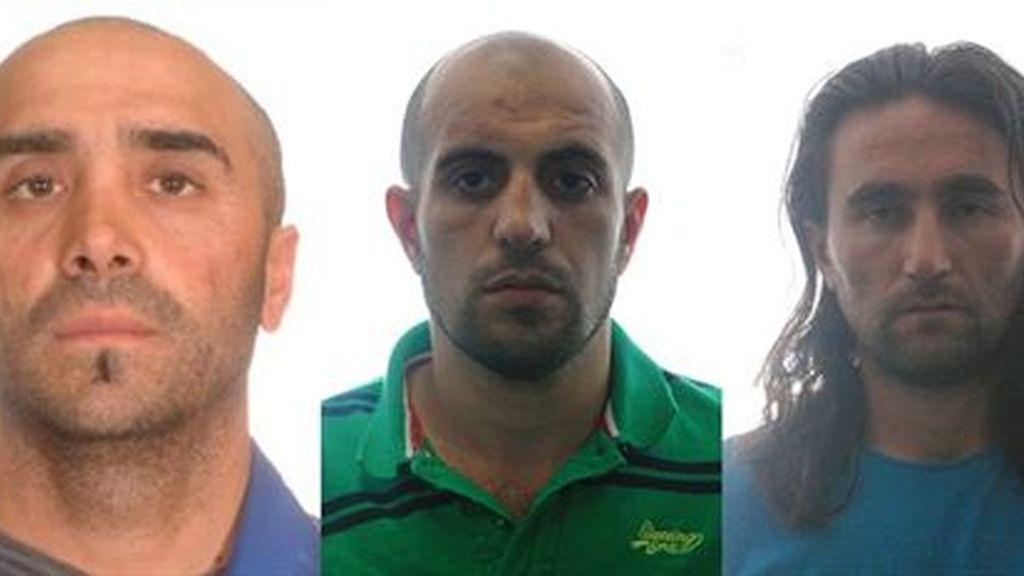 Los tres detenidosen Cádiz vinculados a Al Qaeda