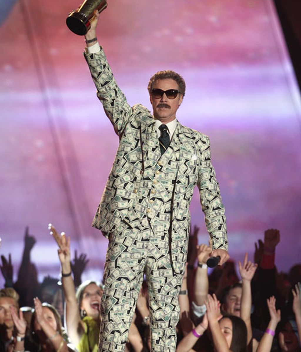 Al actor Will Ferrell le sobran los billetes