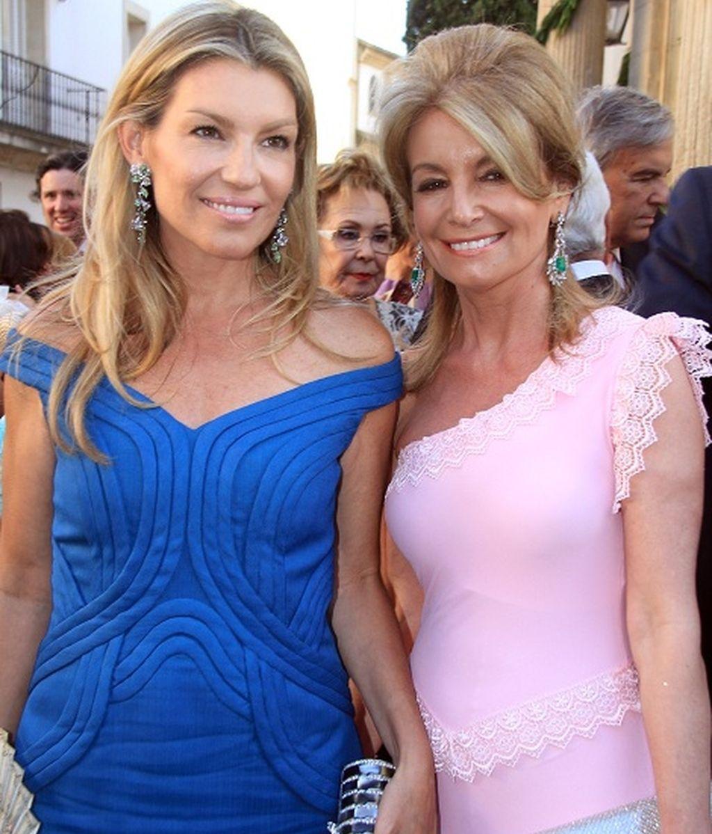 Patricia Rato y Cristina Yanes