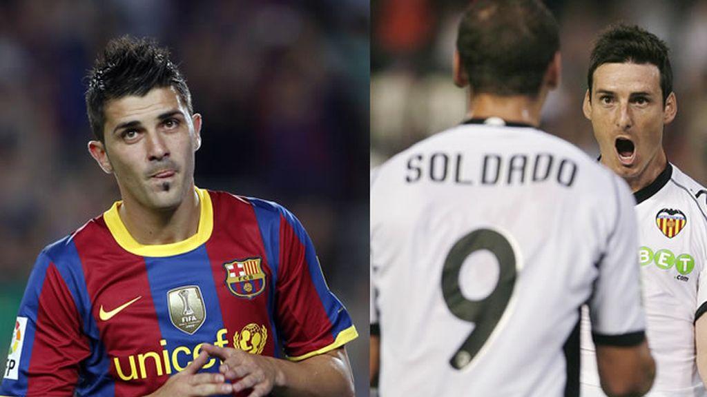 Barcelona-Valencia, duelo de gran nivel