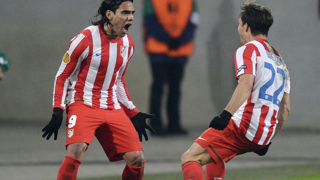 Atlético de Madrid - Hannover