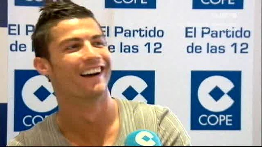 Íntimo Cristiano Ronaldo