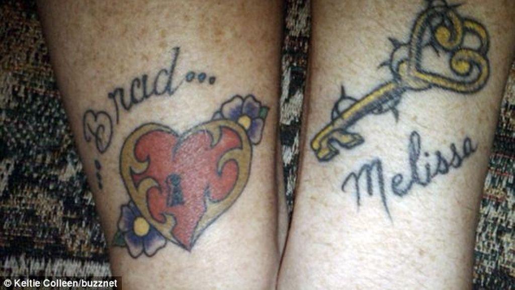 Los tatuajes que nos hacemos por amor