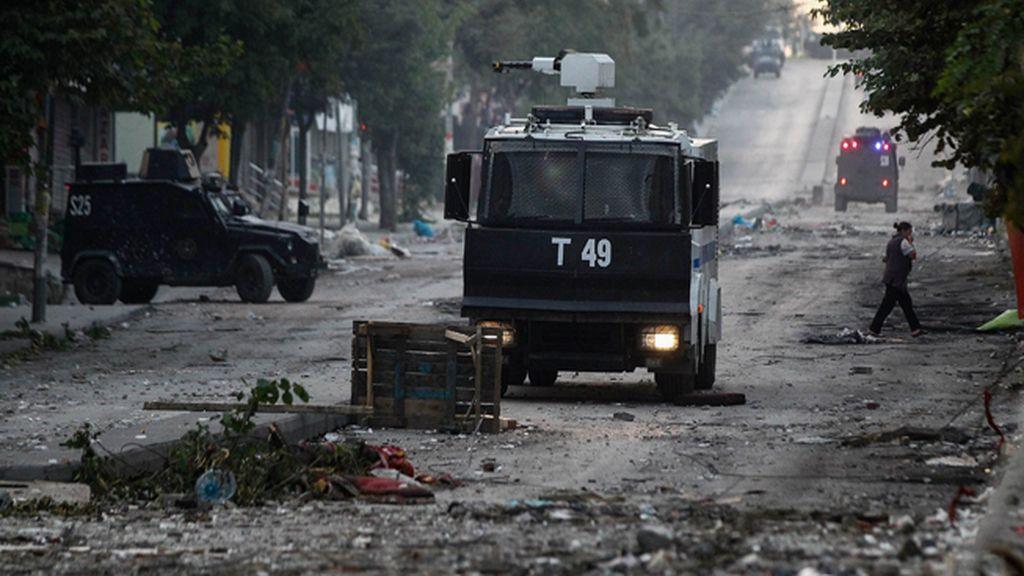 Más de un millar de detenidos en las redadas contra Estado Islámico, PKK y DHKP-C