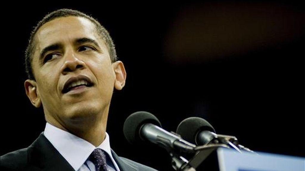Imagen de archivo del presidente de EEUU, Barack Obama