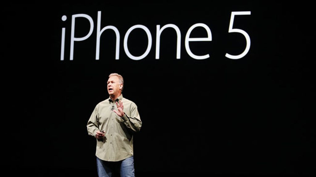 Apple presenta al mundo su nuevo iPhone 5