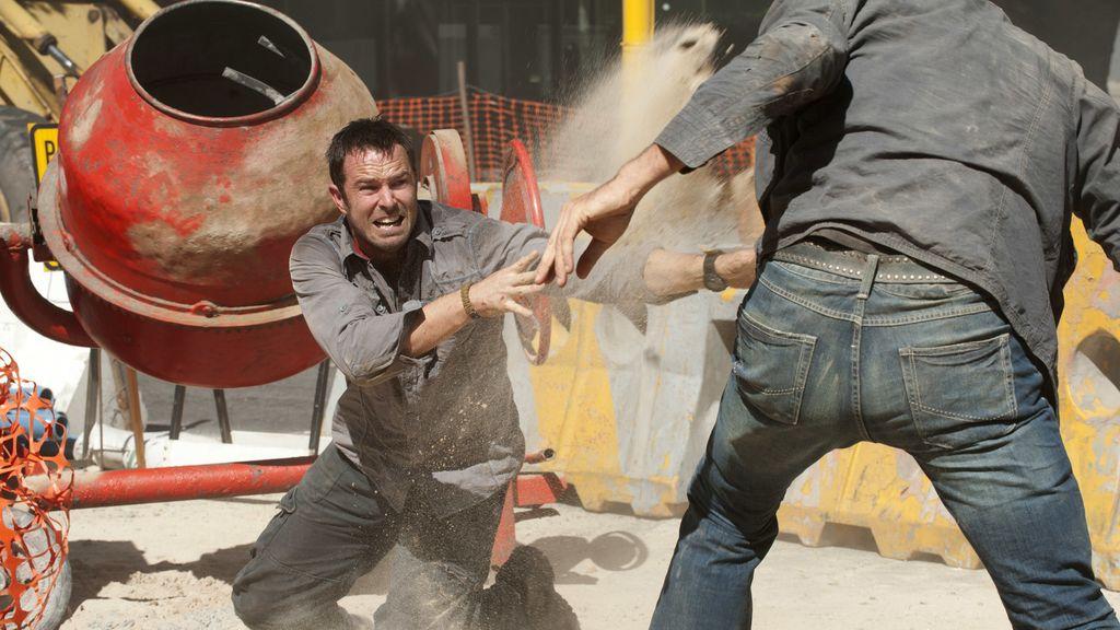 Acción en la tercera entrega de 'Strike Back'