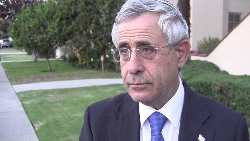 Mordechai Kedar, profesor universitario israelí